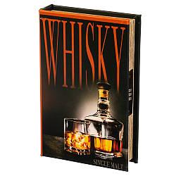 Книга-сейф Veronese Виски 26х17х5 см 0001-008
