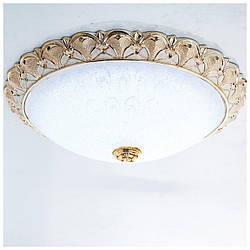 Люстра потолочная золотая SLAVIA LED 30W YS008/30w