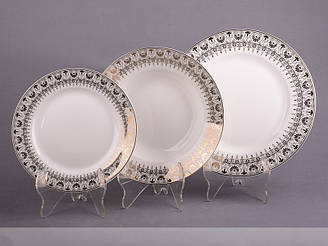 Набор тарелок Japan Sakura Королевский двор 18 предметов 440-045-2