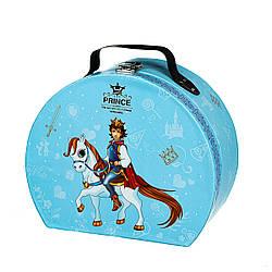 Подарункова коробка принц 20х24х12 см 18429-006