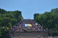 Парад вышиванок в Одессе 2015