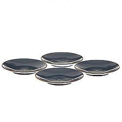 Набор тарелок Lefard 22 см 4 шт  005ALP/blue