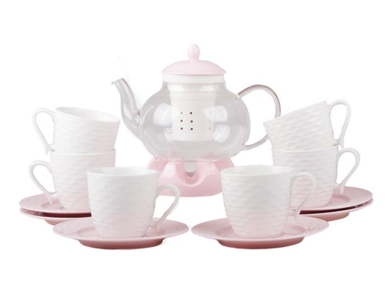 Чайний набір Lefard на 14 предметів 359-315