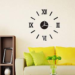 Часы настенные 3Д Большие от 60 до 120 см 18516-028