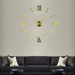 Годинники настінні 3Д Великі від 60 до 120 см 18516-026