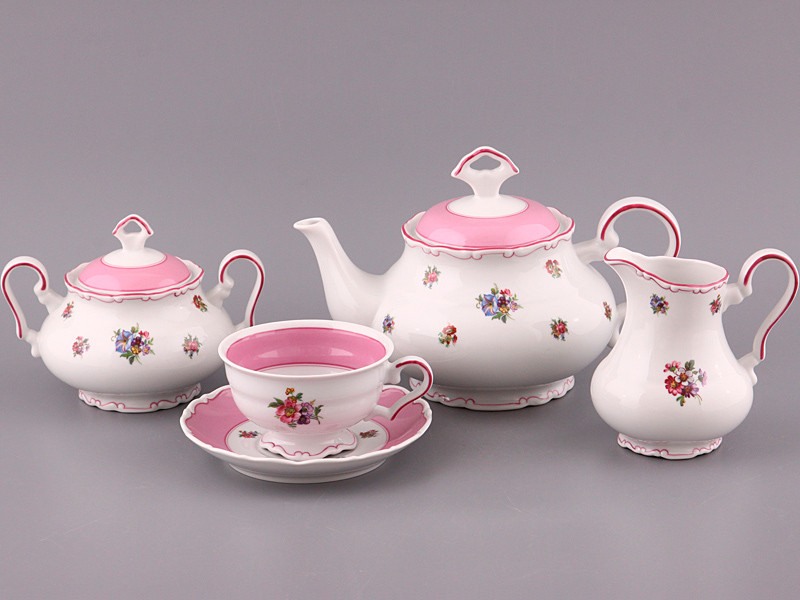 Чайний набір Adekor Класик на 15 предметів 662-531