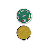 Патчи Eyenlip Gold Snail Hydrogel Eye Patch (SW000012)
