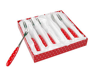 Набір десертних вилок Lefard 6 предметів 85-909