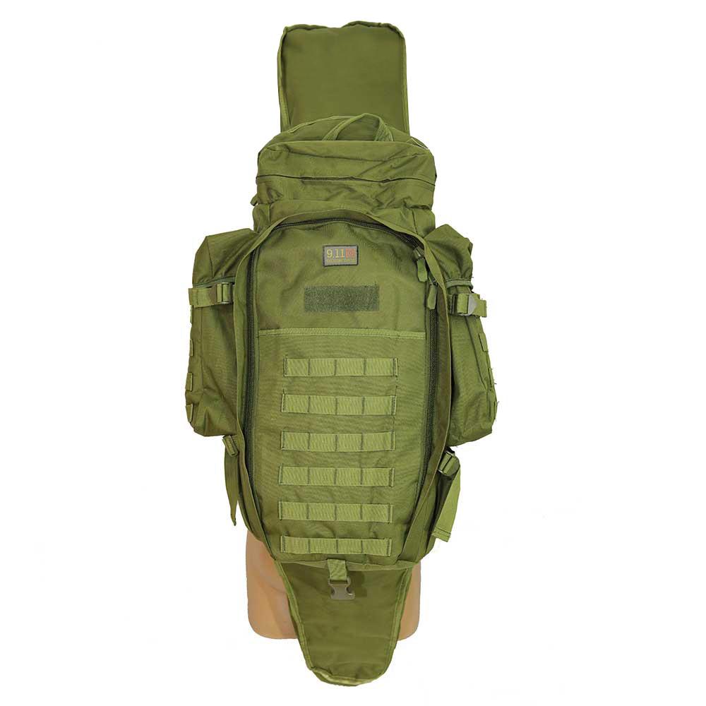 Рюкзак военный тактический  с отделением под карабин 9.11 (2727)