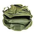 Рюкзак військовий тактичний з відділенням під карабін 9.11 (2727), фото 5