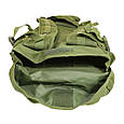 Рюкзак военный тактический  с отделением под карабин 9.11 (2727), фото 5
