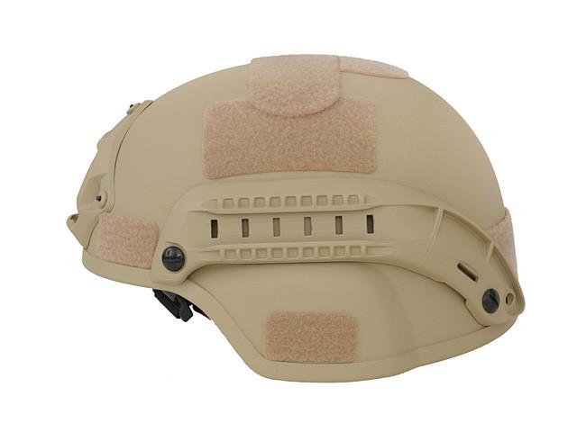 Ультралегкая реплика шлема Spec-Ops MICH - Tan [8FIELDS] (для страйкбола)
