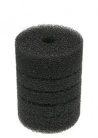 Фильтрующая губка для фильтра круглая мелкопористая 10х15 см