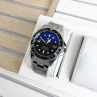 Rolex Submariner 6478 Silver-Black-Blue, фото 1