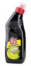 W5 WC засіб для чищення унітазу 1л Lemon