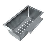 Коландер для кухонной мойки Fabiano FAS-K44 inox