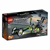 Конструктор Lego Technic Драгстер 42103