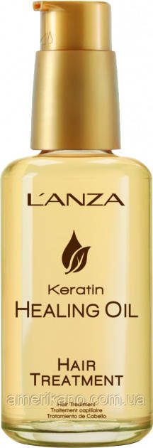 Кератиновый эликсир для волос L'Anza Keratin Healing Oil Treatmen 100 мл