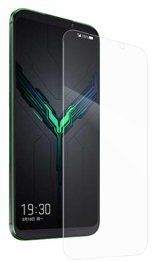 Гидрогелевая защитная пленка AURORA AAA на Xiaomi Black Shark 2 на весь экран прозрачная