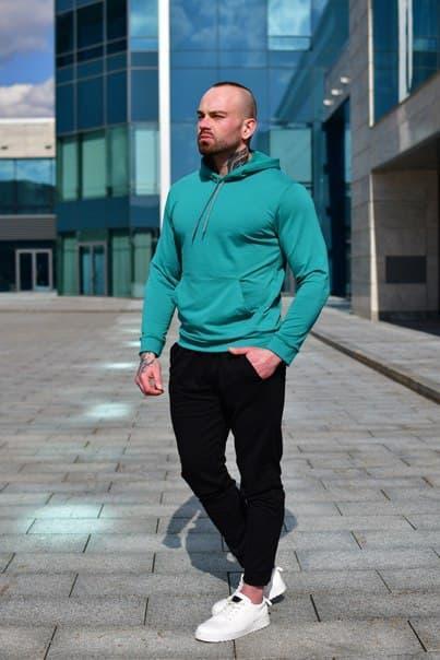 Стильний чоловічий спортивний костюм ASOS (10 кольорів)