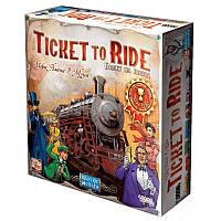 Настольная игра Hobby World Ticket to Ride: Америка (1530)