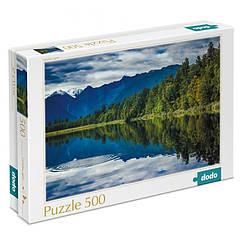 """Пазл DoDo 500 ел. """"Озеро Метісон. Нова Зеландія"""" 300380"""