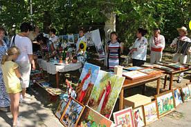 Парад вышиванок в Херсоне 2015