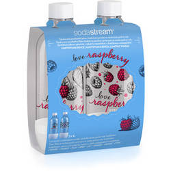 Набор из 2 Бутылок по 1Л Jet (2х1Л) Love Raspberry Sodastream