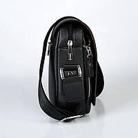 Мужская кожаная сумка Polo. Модель 0450, фото 8