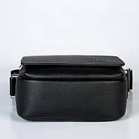 Мужская кожаная сумка Polo. Модель 0450, фото 9
