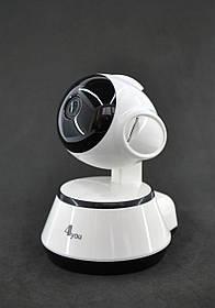 Провідна Wi Fi камера відеоспостереження 4you Assistant white (360 *)