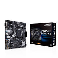 Материнська плата Asus Prime B450M-K II Socket AM4