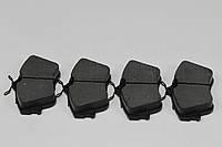 Гальмівні колодки передні без датчика (R15, суцільний диск,129.7x65.2x19mm) VW T4 90-03 RD.3323.DB1092 RIDER