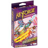 Настольная игра Hobby World KeyForge: Столкновение миров. Делюкс-бревно архонта 14+ (915132)