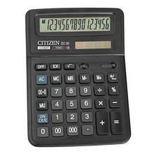 Калькулятор Citizen SDC-395N