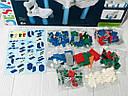 Стол для Lego (для игры в Лего и творчества) + стул, фото 2