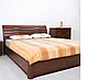 Дерев'яне ліжко з підйомним механізмом Марія / МІКС МЕБЛІ