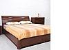 Деревянная кровать с подъемным механизмом Мария / МИКС МЕБЕЛЬ