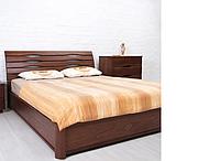 Деревянная кровать с подъемным механизмом Мария / МИКС МЕБЕЛЬ, фото 1