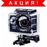 Екшн камера А7 Sport Full HD 1080P. Аналог GoPro gopro. Відеореєстратор, фото 3