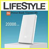 Портативное универсальное зарядное устройство Power Bank 20000 mAh, Легкий павер банк, фото 8