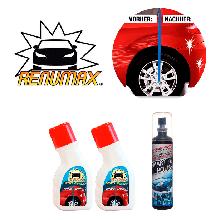 Засоби для видалення подряпин RENUMAX (Ренумакс) на кузові автомобіля без фарбування, авто-емаль