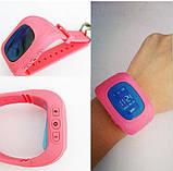 Дитячі розумні годинник smart baby watch q50 з gps трекером. Дитячі розумні годинник, фото 7