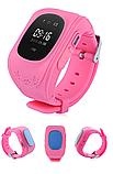 Дитячі розумні годинник smart baby watch q50 з gps трекером. Дитячі розумні годинник, фото 10