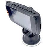 Хороший автомобильный видеорегистратор V680S, камера заднего вида в машину, фото 7