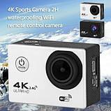 DVR Sport Экшн камера спорт F60R WI-FI  с пультом. Видеорегистратор, фото 8