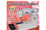 Швейная машинка mini Sewing Machine, Портативная Мини швейная машинка 4 в 1, Mini Sewing Machine, фото 10