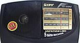 Портативний радіоприймач на батарейках KIPO kb-308ac, Fm радіоприймачі радіо, фото 8