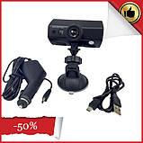 Лучший автомобильный видеорегистратор V223, регистратор камера в машину с микрофоном и динамиком, фото 2