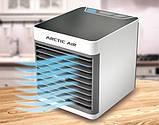 Міні кондиціонер ARCTIC AIR, Портативний охолоджувач повітря. Охолоджувач повітря Arctic Ultra Rovus, фото 3